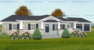 Hip Roof House Pictures Two Front Porch Options Revisited Actual Cad Drawings From A Real