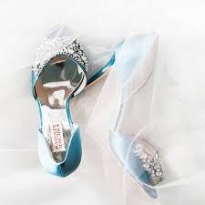 blue wedding 33 something blue wedding shoes brides