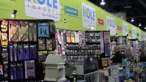 kole imports at the asd las vegas wholesale merchandise show