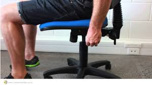 Desk Chair For Lower Back Pain The Best Office Chair For Lower Back Pain Youtube
