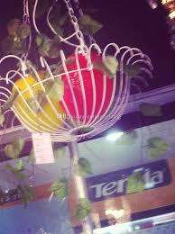 2017 vegetable lights pendant lights sales led fruit basket of