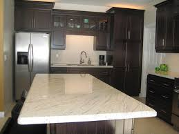 Espresso Kitchen Cabinets by Countertops Espresso Kitchen Cabinets Best White Marble Kitchen
