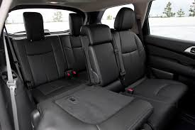 black nissan pathfinder 2015 2014 nissan pathfinder hybrid third row seats photo 66703875