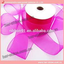 organza ribbon wholesale pink wholesale organza ribbon source quality pink wholesale
