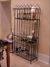 Metal Bakers Rack Storage Inspiring Classy Storage Ideas With Metal Bakers Rack