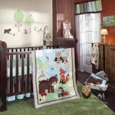owl baby bedding fox crib forest theme nursery set one day very