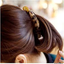 banana clip for hair banana the new style statement for those gorgeous tresses