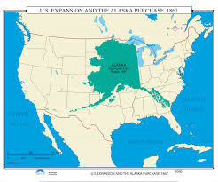 map us expansion 040 us expansion the alaska purchase 1867 kappa map