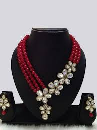 wholesale necklace set images Wholesale kundan set with earrings artificial jewellery jpg