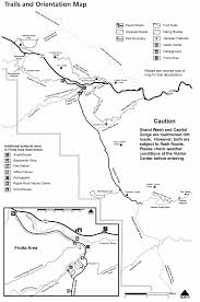 Monument Valley Utah Map by Capitol Reef Maps Npmaps Com Just Free Maps Period