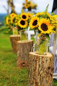 Sunflower Themed Bedroom Best 25 Sunflower Wedding Decorations Ideas On Pinterest Rustic