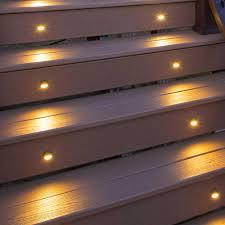 solar led deck step lights fireplace outdoor deck step lights concrete maxresdefault uk led