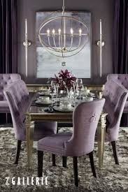 silver dining room table purple dining room table home design ideas