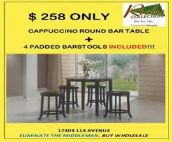 Buy Or Sell Dining Table  Sets In Edmonton Furniture Kijiji - Kitchen tables edmonton
