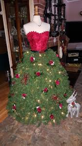 66 best diy dress form christmas trees images on pinterest dress