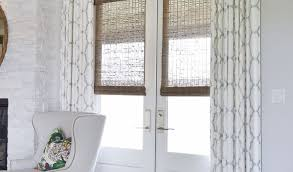 French Kitchen Curtains by Jeanlu Choue Farmhouse Kitchen Curtains Bamboo Curtains Online