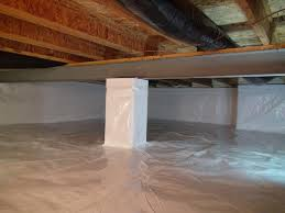 about crawl space encapsulation