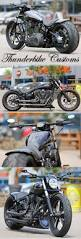 midnight racer customized h d softail breakout harley davidson