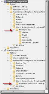 group policy for firefox and chrome u2013 4sysops