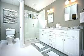 bathrooms decoration ideas grey and yellow bathroom sowingwellness co