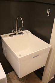wall mount laundry sink mustee laundry sink wall mount sink ideas