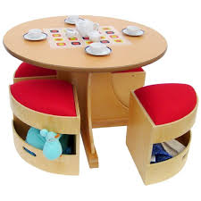 a child supply 5 piece table and stools set u0026 reviews wayfair