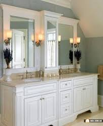 white bathroom cabinet ideas this traditional white master bathroom features white shaker style