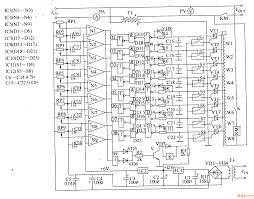 component automatic voltage regulator circuit diagram ac one power