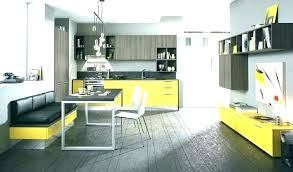 white and yellow kitchen ideas yellow kitchen ideas pale com blue and decorating wadaiko yamato com