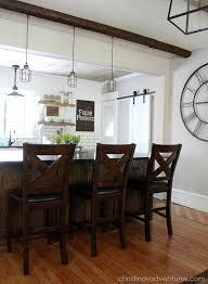 farmhouse kitchen furniture diy farmhouse kitchen makeover all the details christinas