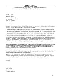 cover letter generator cover letter finance venturecapitalupdate
