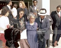 funeral service for marvin gaye photos and images getty images