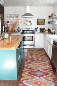 cuisine boheme chic deco cuisine une cuisine pour une famille nombreuse