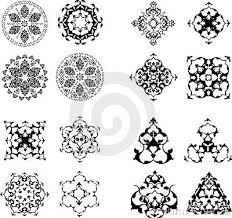 Ottoman Design Ottoman Designs Ottoman Design Royalty Free Stock Image Image