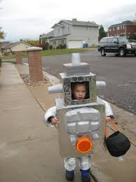 Halloween Costumes Robot 24 Robot Costumes Images Robot Costumes