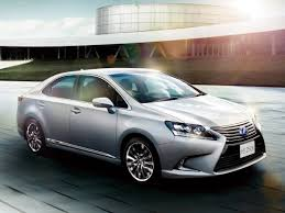 lexus hybrid sedan hs250h lexus ushers in a facelift for the jdm 2013 hs 250h