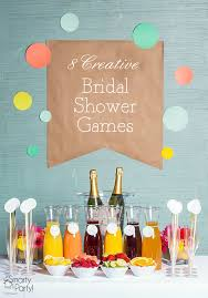 unique bridal shower ideas bridal shower ideas
