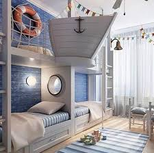 Boat Bunk Bed 10 Ways Create A Nautical Bunk Room