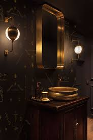 Dark Bathroom Ideas by 25 Best Restaurant Bathroom Ideas On Pinterest Toilet Room
