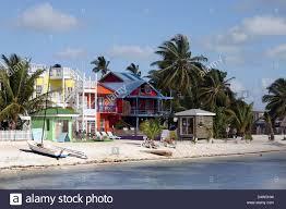 belize caye caulker pensionados beach bungalow health eco tourism