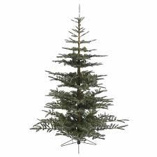 kaemingk 210cm 7ft nobilis fir pre lit artificial tree