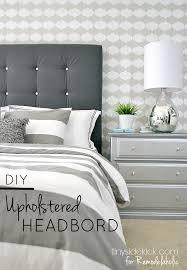 Tufted Upholstered Headboard Diy Tufted Upholstered Headboard Tutorial Remodelaholic Bloglovin