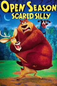 open season scared silly dvd release date march 8 2016