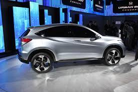 Honda Urban Honda Urban Suv Concept Revealed Pictures Honda Urban Suv