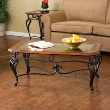 wood wrought iron coffee table coffee addicts dazzling coffee table design with gl in wood frame top and epic wrought iron base
