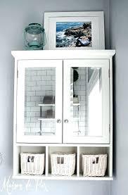 Bathroom Mirror Storage Cabinet Bathroom Storage Mirrored Cabinet Juracka Info
