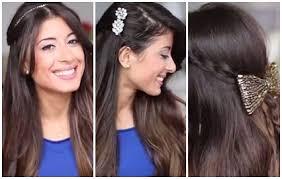 tutorial rambut wanita tutorial rambut wanita model sederhana dan anggun untuk pesta