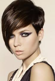 history on asymmetrical short haircut short hair inspiration take it straight to your stylist cable
