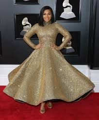 ashanti wearing yas couture by elie madi about her