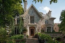gorgeous home style from tudor home style with crumbling stone